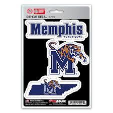 Pro Mark Dst3u091 Memphis Decal Pack Of 3 Walmart Com Walmart Com