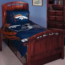 denver broncos nfl twin comforter set