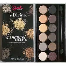sleek makeup i divine au naturel