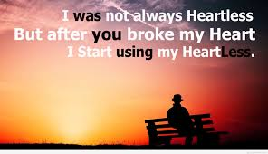 heart touching sad quotes broken heart quotes sayings