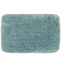 bluish grey bath rug bath mats