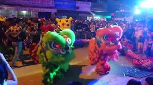 Múa lân theo nhạc Pokemon Go - Ông Địa múa nhảy Trung thu -2019 ...