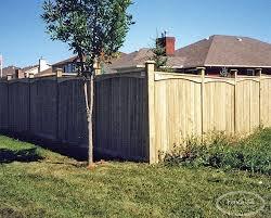 Sound Inhibitor Wood Fences Products Fence All Ottawa On