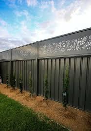Fence Topper Fence Topper Fanfare Pattern Fence Toppers For Privacy Fence Toppers Fence Panels Trellis Fence