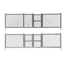 Woodland Scenics Chain Link Fence Ho Scale