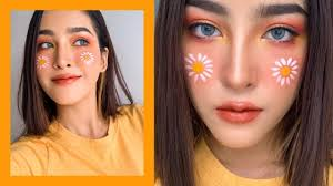 flower makeup tutorial soundtiss