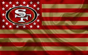 gold wallpaper 49ers logo