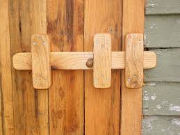 Wind Blows Wooden Fence Gate Open And It Slams Shut Thought Maybe A Pulley System To Keep It Shut Would Fix It Homeimprovement