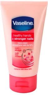 vaseline hand care hand nail cream