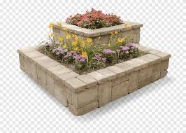 flower garden raised bed gardening
