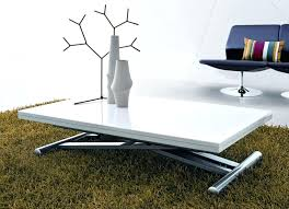 convertible coffee dining table