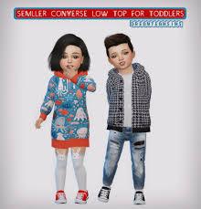 toddler semller converse low top