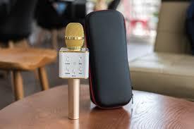 Cơn bão mang tên Micro karaoke Q7U thu hút khách hàng đến FPT Shop ...