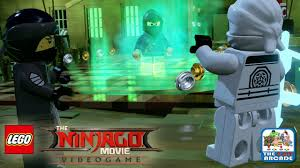 The LEGO Ninjago Movie Video Game - Zane is scared of Morro (Xbox One  Gameplay) - YouTube