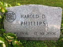 Harold Duane Phillips (1936-2006) - Find A Grave Memorial