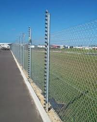 Perimeter Electric Security Fencing System Protection Palisade Solar Electronic Gallagher Power Nemtek Outdoor Residential Wall Boundary