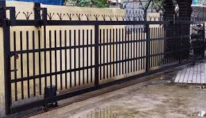 Top 4 Reasons Why Use Wrought Iron Fencing Gate Systems By Irontech
