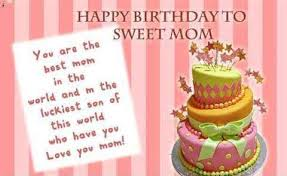 happy birthday mom quotes wishes images