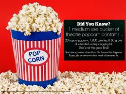theater popcorn nutrition facts
