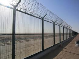 Iron Border Fence A 1 Fence Products Pvt Ltd Id 11670033888