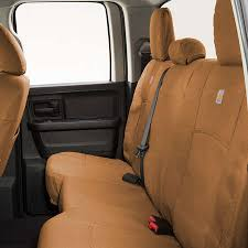 the best carhartt seat covers for