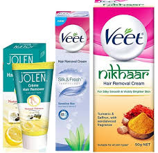 top 10 best hair removal creams in