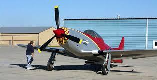 p 51 carbon fiber mustang aircraft spruce