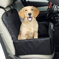 2 in 1 dog car seat cover pet car
