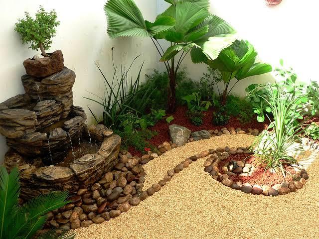 """Resultado de imagen de jardines pequeños pero bonitos"""""""