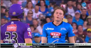 Greg West Bouncer and Micheal Hill Interview Package | Adelaide Strikers -  BBL