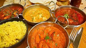 10种流行的印度咖喱尝试从全国各地