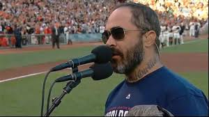 Staind's Aaron Lewis Apologizes After National Anthem Flub - ABC News
