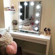 diy vanity mirror makeup mirror with