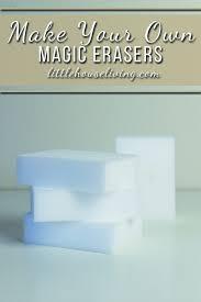 homemade magic erasers homemade