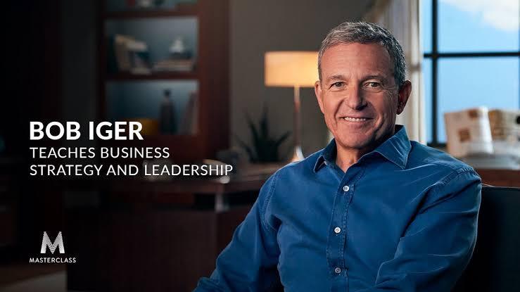 Bob Iger Teaches Business Strategy & Leadership