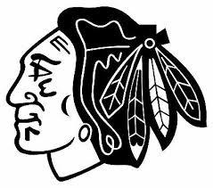 Chicago Blackhawks Car Vinyl Sticker Decal Hockey Nhl Ebay