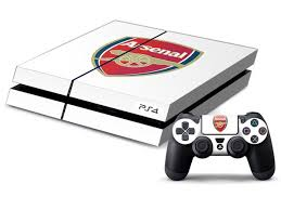 Ps4 Arsenal Decal Skin For Console And Controller