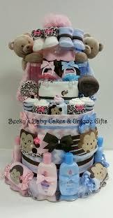 baby twins twin diaper cake boy