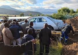 Wish granted: Prominent South African politician buried in his ...