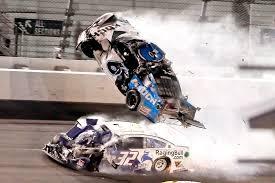 car 35 seconds after crash ...