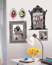 Black Gray Frames Peel Stick Giant Wall Decals Wall Decal Allposters Com