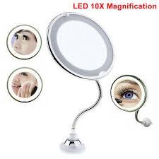 magnifying makeup magnification mirror