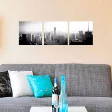 New York Panoramic Wall Stickers And Decals