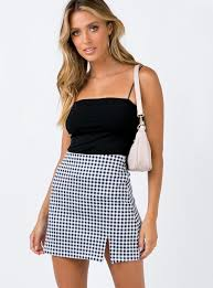 Wilson Mini Skirt Black – Princess Polly USA