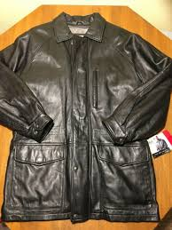 thinsulate lined mens m car coat nwt