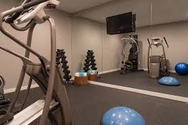 floor to ceiling mirror gym ball wall