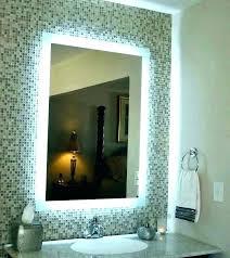 bathroom mirror lights mirrors led