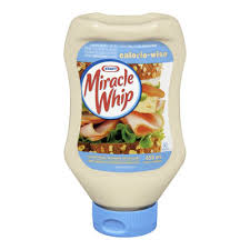 miracle whip calorie wise ez squeeze