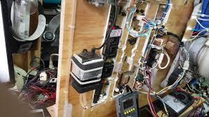 Board May Giat   Làm sao sửa board máy giặt Sanyo tại nhà?