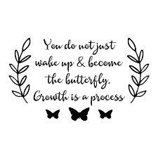 Become The Butterfly Wall Quotes Decal Wallquotes Com